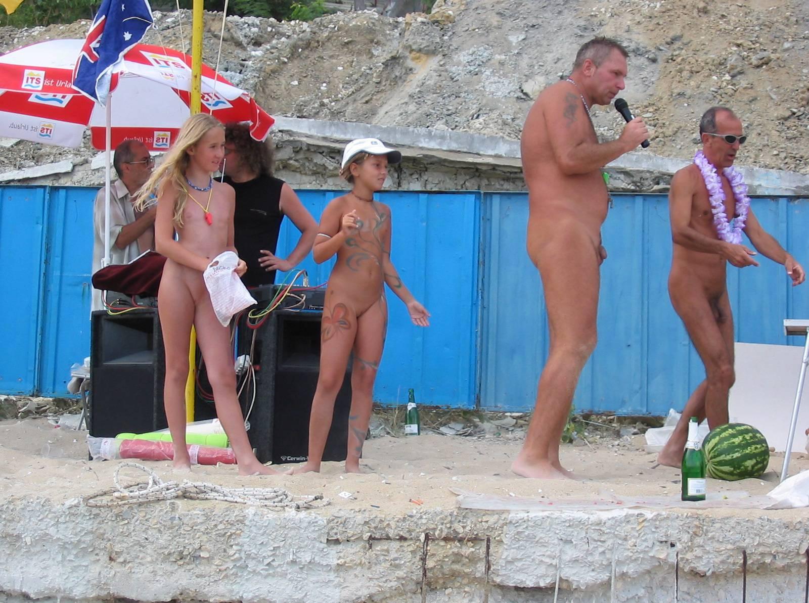 Nudist Pictures Bulgarian Girl Contestants - 1