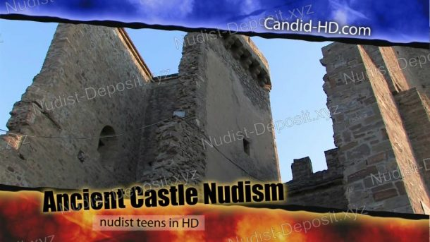 Ancient Castle Nudism - frame