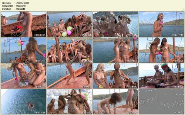 Miss Teen Crimea Naturist 2008 - thumbnails 1