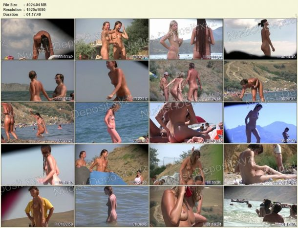 Snapshots of Candid Family Nudism Part 1 1