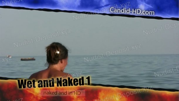 Wet and Naked 1 cover