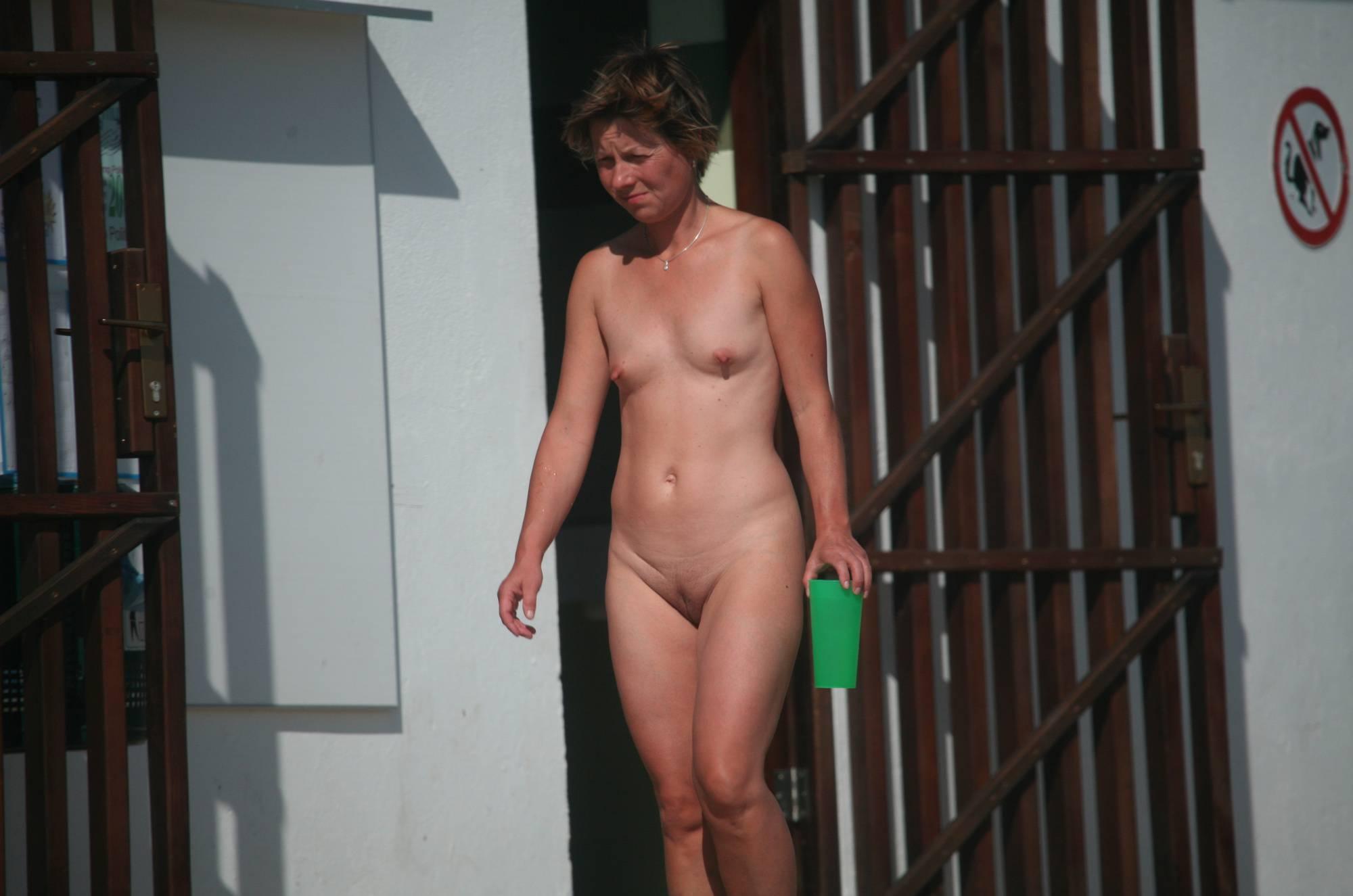 Nudist Pics Cove Club-House Visits - 1
