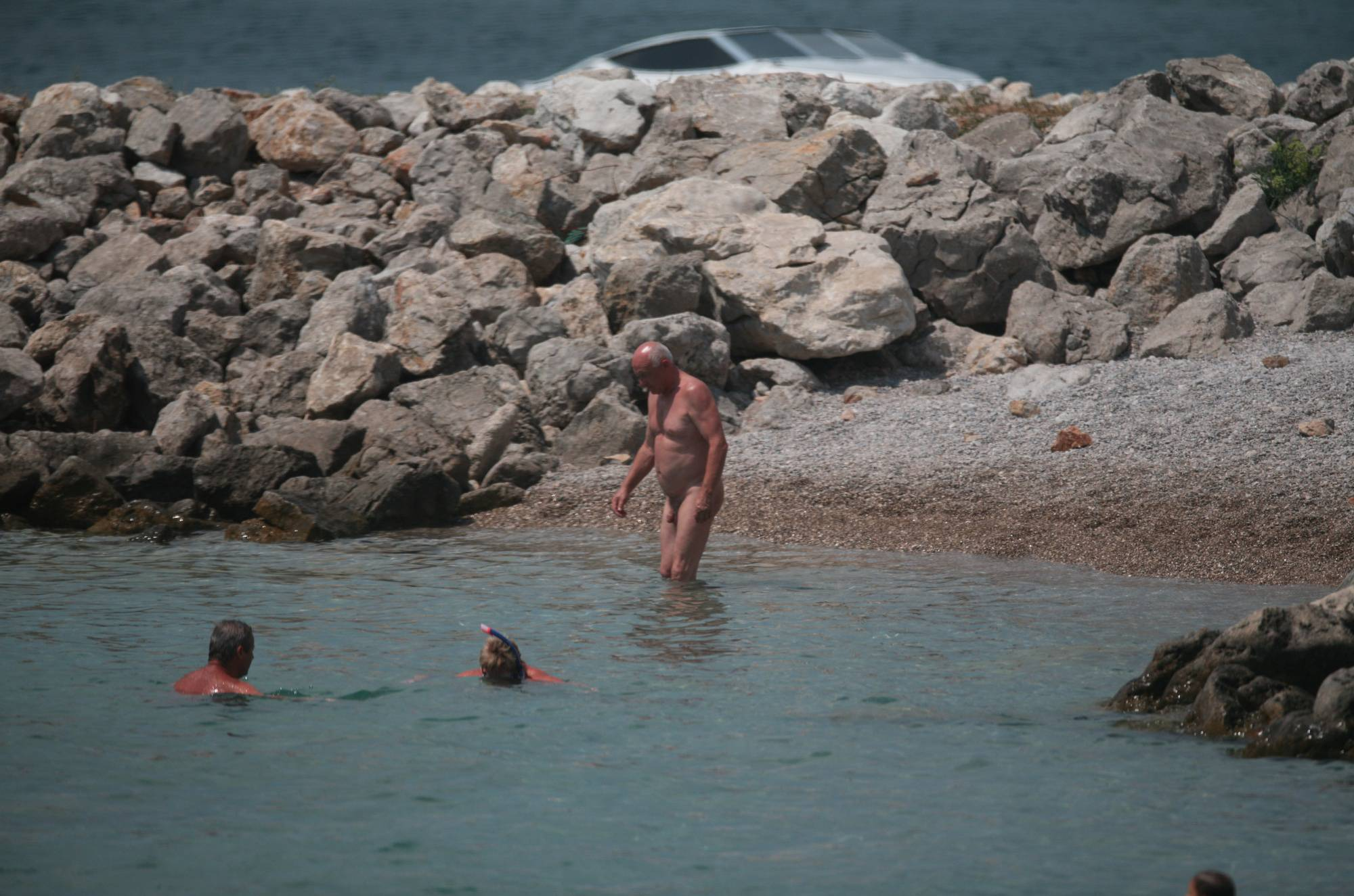Nudist Photos Cove Pyramid In Waters - 1