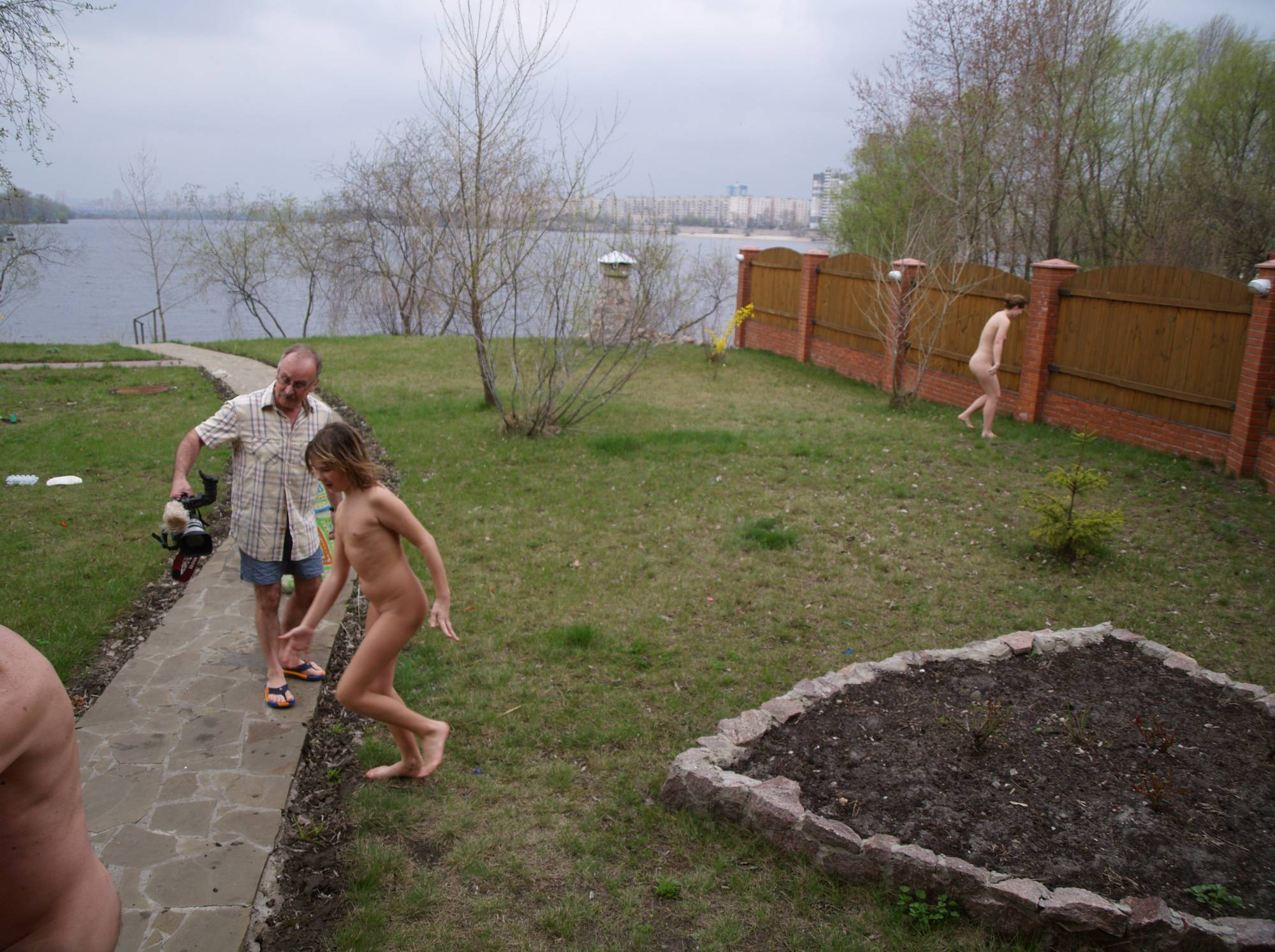 Nudist Pics Easter Egg Preparations - 2
