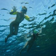 Egyptian Snorkelers Part