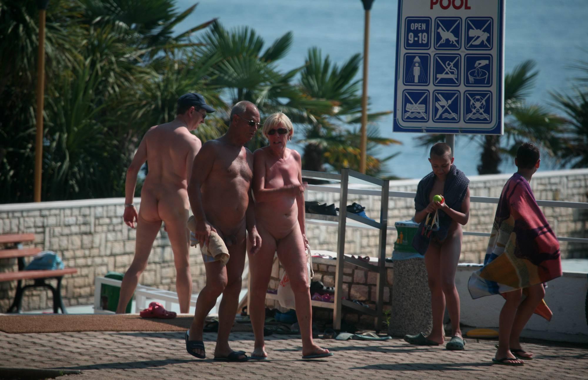 Nudist Gallery European Exit Passages - 2