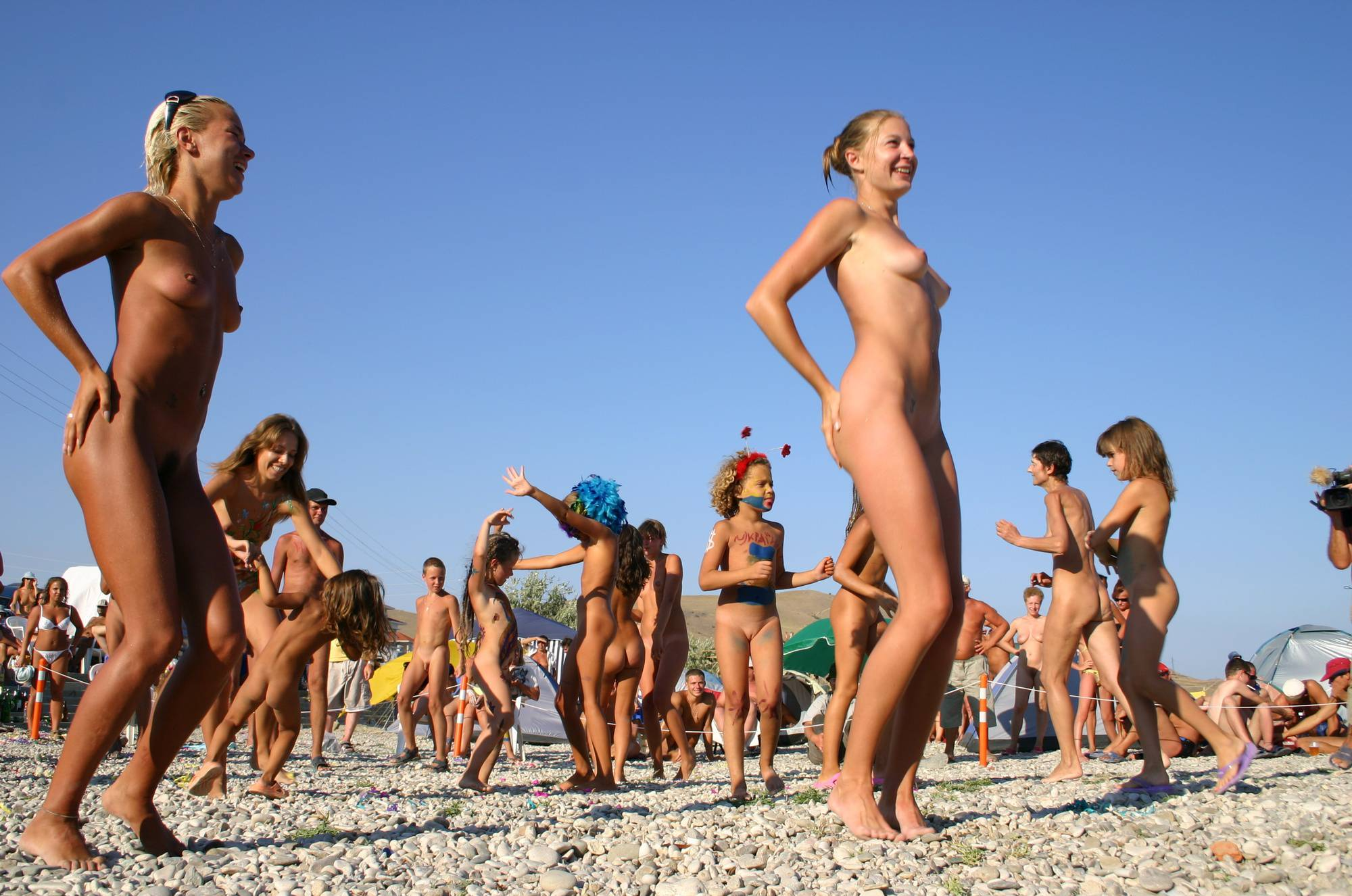 Nudist Pictures Family Dance Profile Part - 2