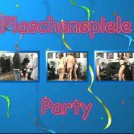 Flaschenspiele Party