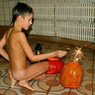 Halloween Boys Pumpkin