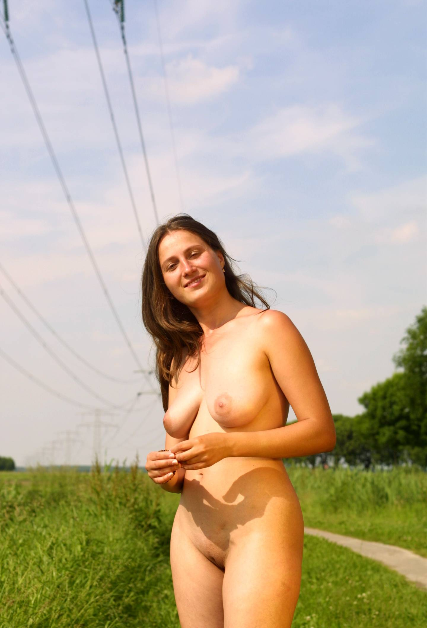 Nudist Pics Holland Naturist Beauty - 2