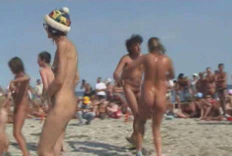 International Naturist Dance Show - 2008 - 1