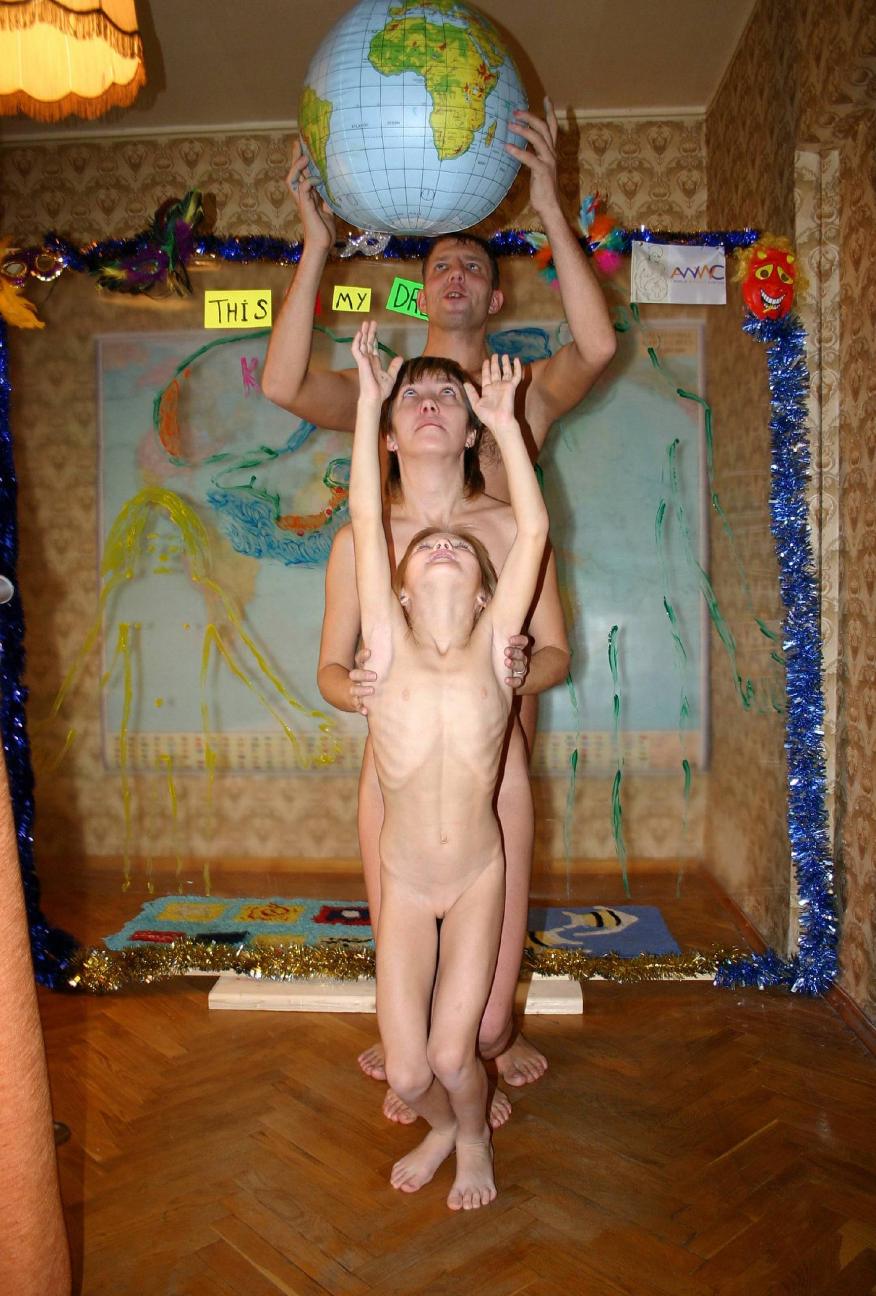 Nudist Photos Introducing Enature World - 1