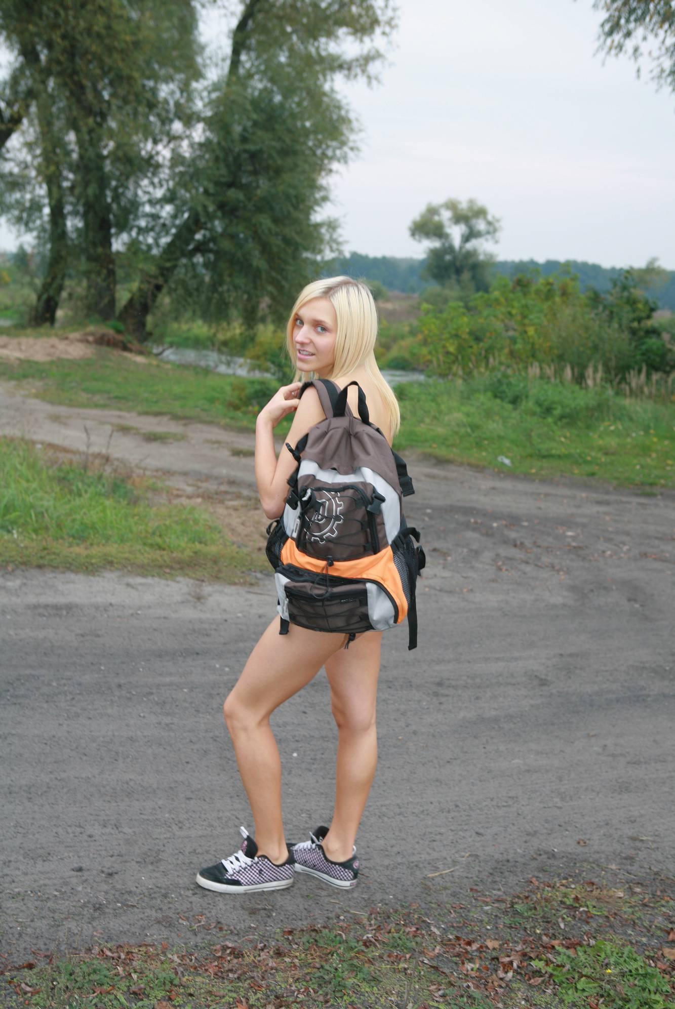 Jess' College Bike Walk - 2