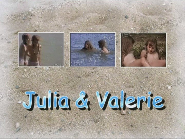 Shot of Julia and Valerie