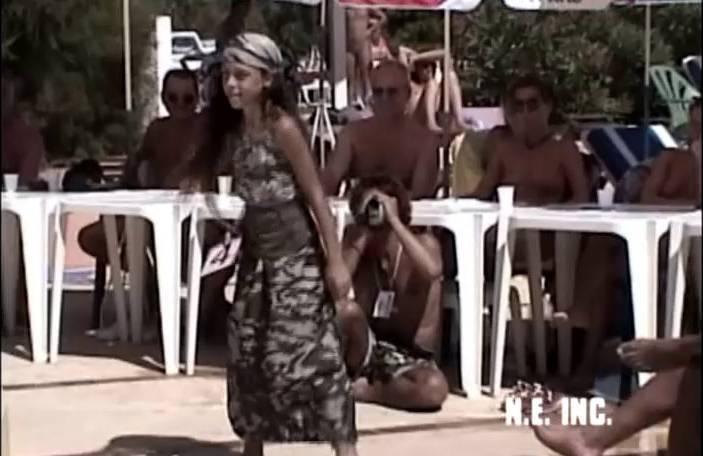 Nudist-HDV Junior Miss Pageant 2001 series - Miss Teen Nudist 2001 - 2