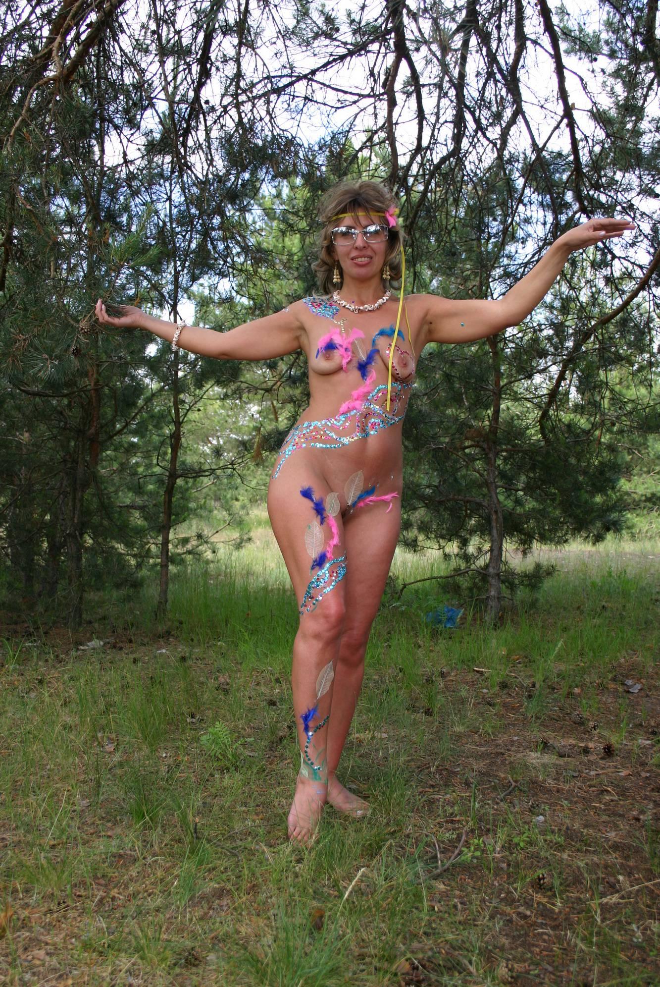 Nudist Gallery Kiev Dancing Goddess - 2
