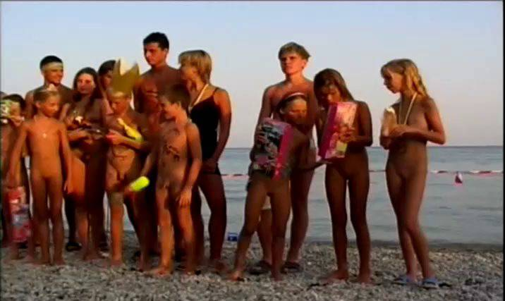 RussianBare Videos King and Queen of Koktebel Part 2 - 1