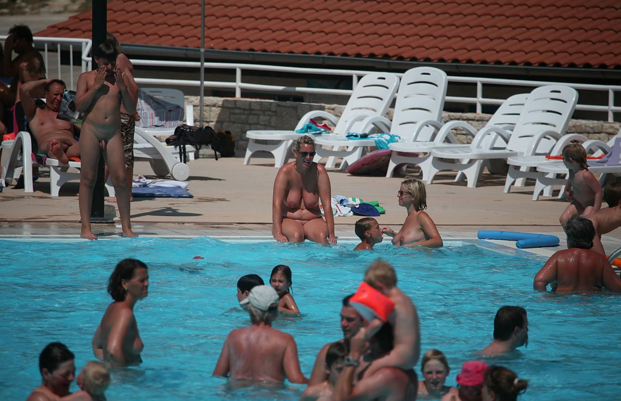 Large Pool Gatherings - 2