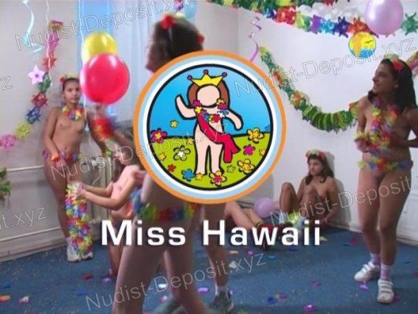 Miss Hawaii screenshot