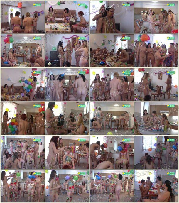 Girls' Birthday Party shots 1