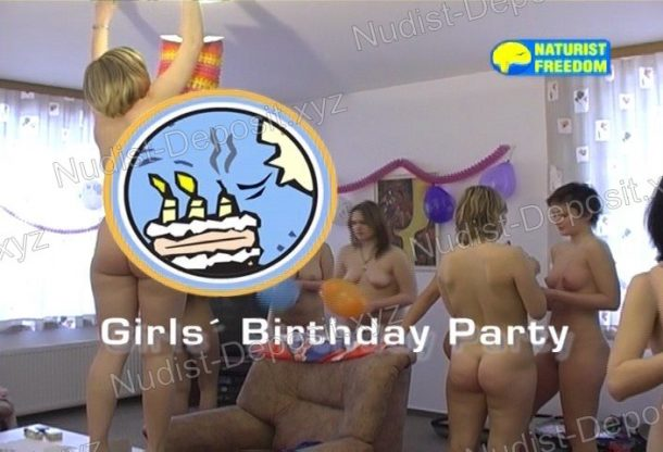 Shot Girls' Birthday Party