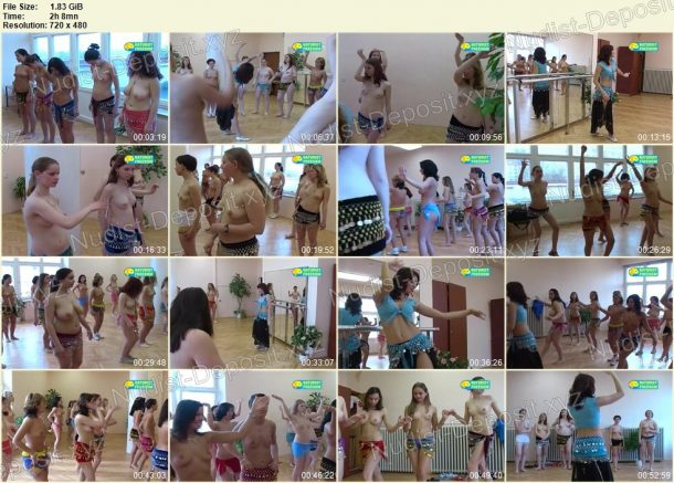 Belly-Dancing - screenshots 1