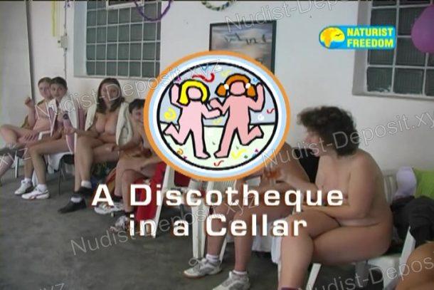 A Discotheque in a Cellar cover