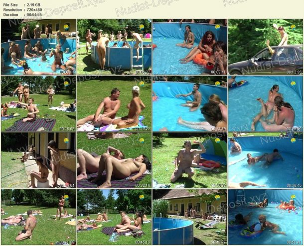 Merry Pool film stills 1