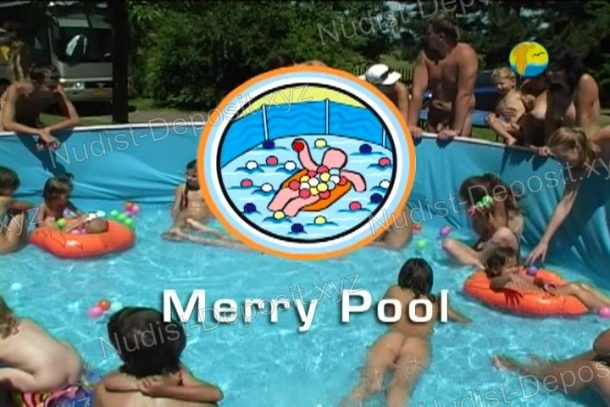 Merry Pool - cover