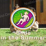 Slide in the Summer