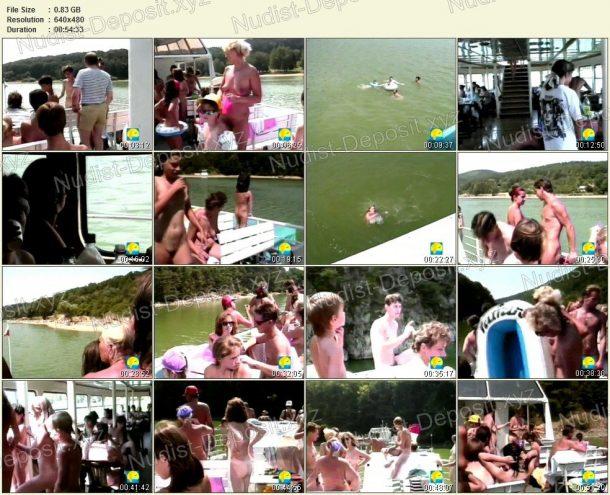 Shots Cruising Lake Naked 1