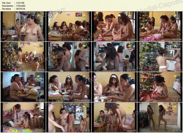 Christmas - frames 1