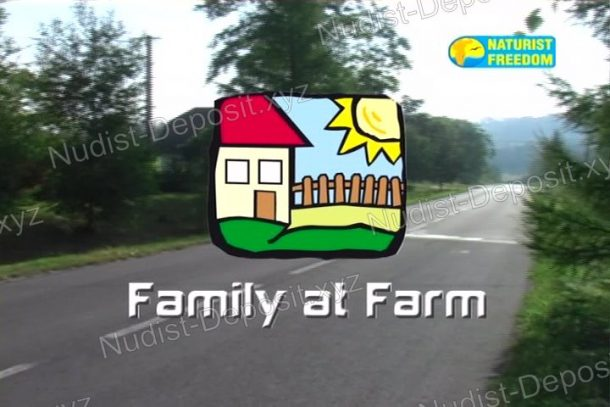 Frame Family at Farm