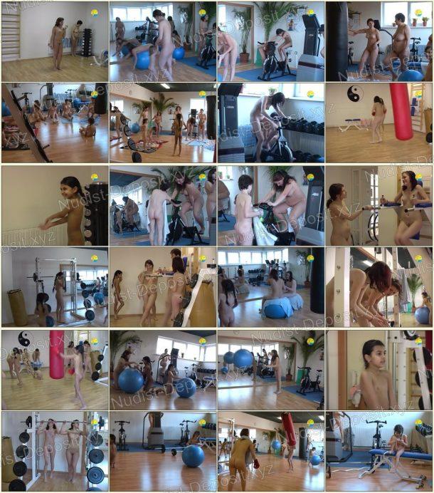 Film stills Fitness Girls 1