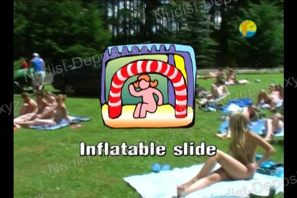 Cover of Inflatable Slide