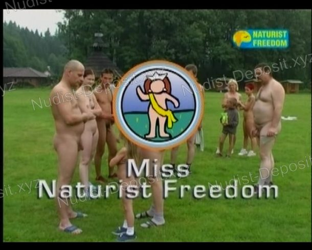 Video still Miss Naturist Freedom
