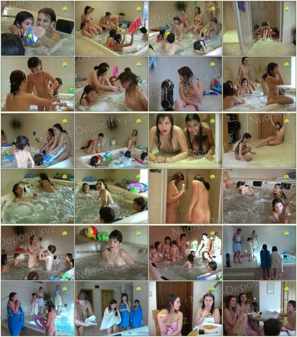 Thumbnails of Saturday in the Whirlpool 1