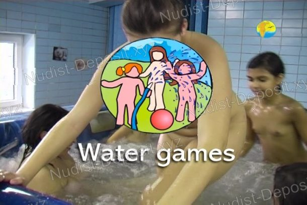 Water Games cover