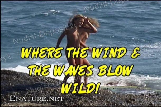 Cover of Where the Wind and the Waves Blow Wild!