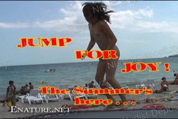 Jump for Joy! The Summer's Here - shot