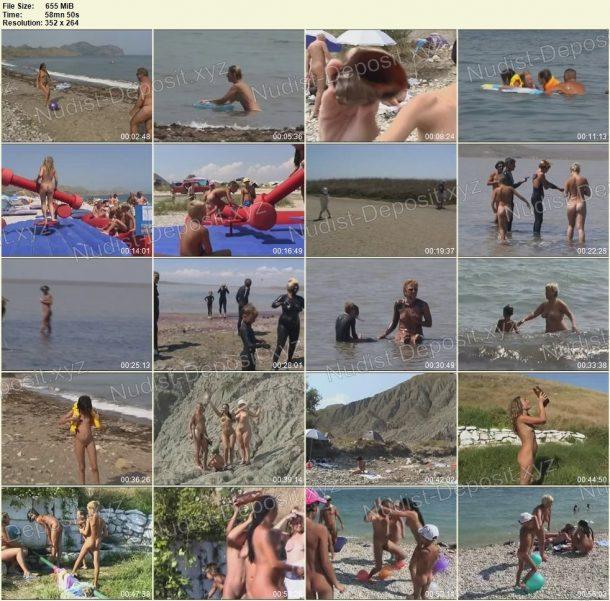 Fun In The Crimean Sun - thumbnails 1