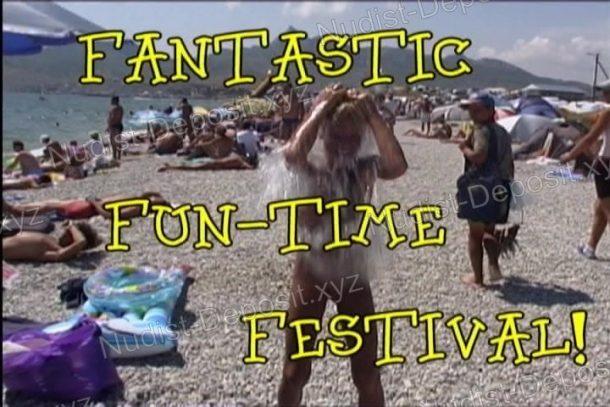 Fantastic Fun-Time Festival! frame