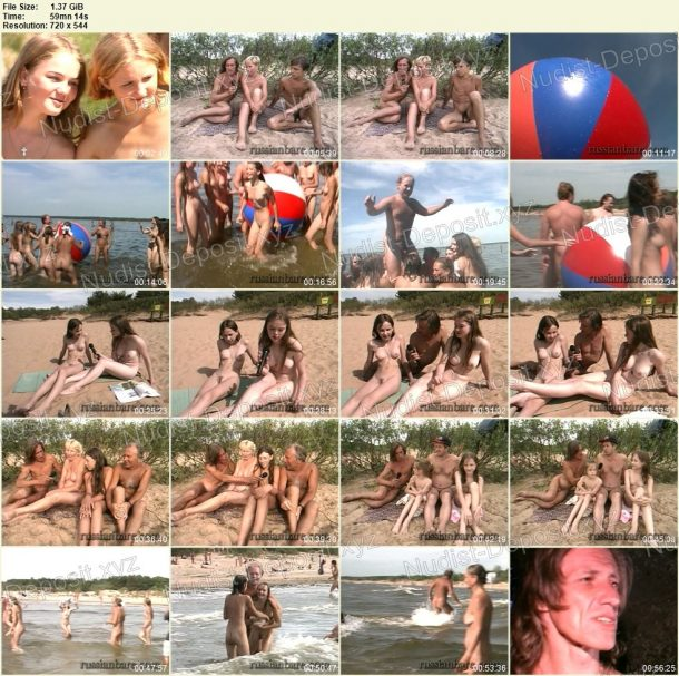 Beach Ball Day shots 1