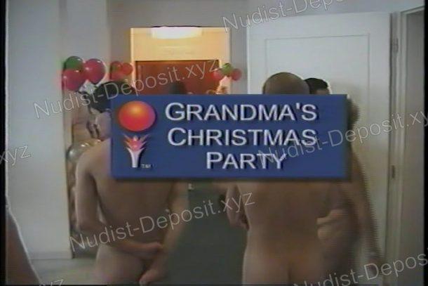 Grandma's Christmas Party - video still