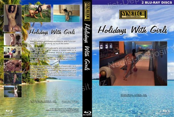 Holidays With Girls disc 2 - Synetech Video Company - cover