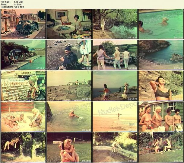 Screenshots of Naked as Nature Intended 1961 1