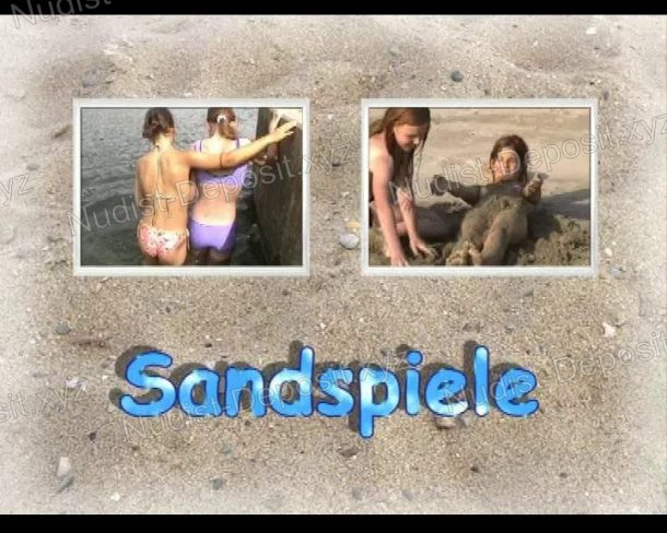 Cover Sandspiele