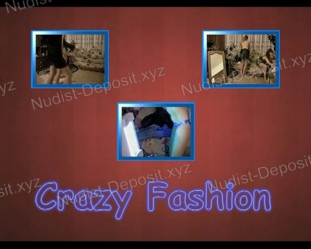 Crazy Fashion shot