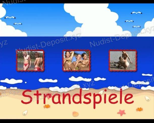 Strandspiele - snapshot