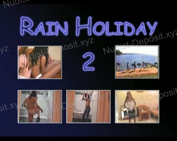 Rain Holiday 2 - video still